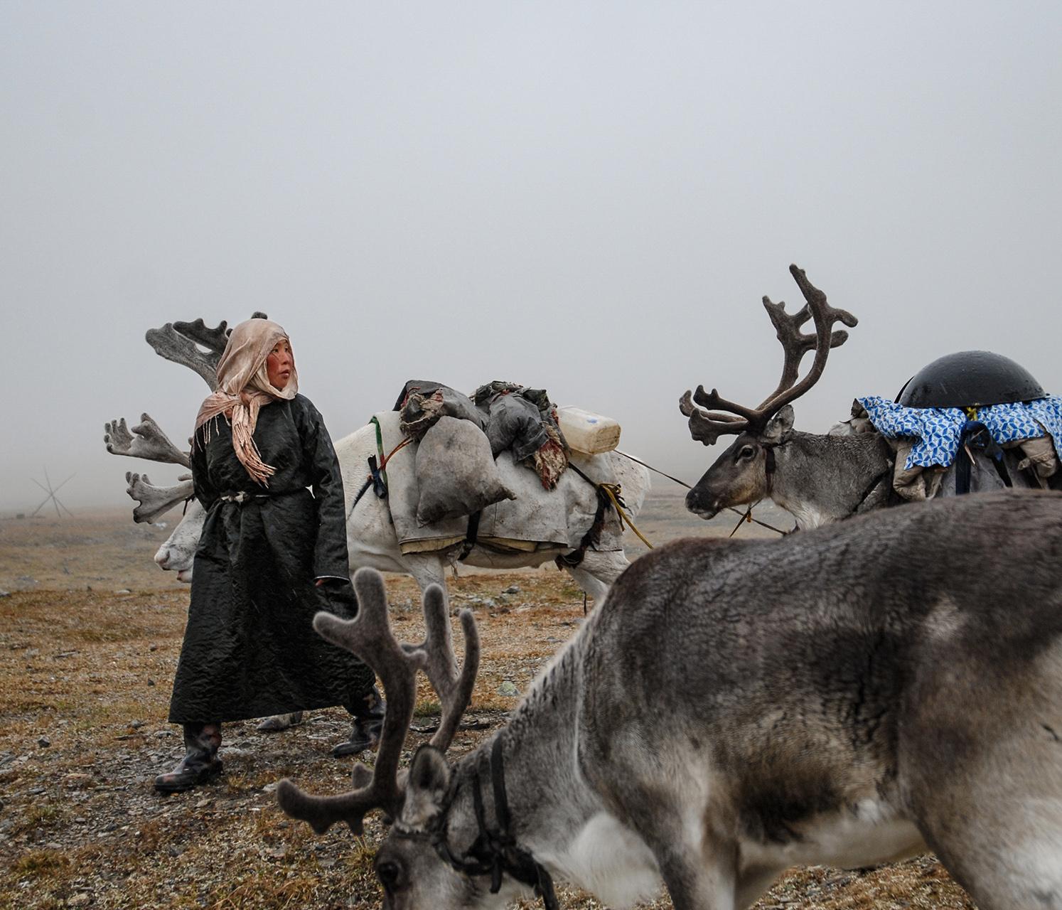 Michał woroch zdjęcie z wyprawy do Mongolii